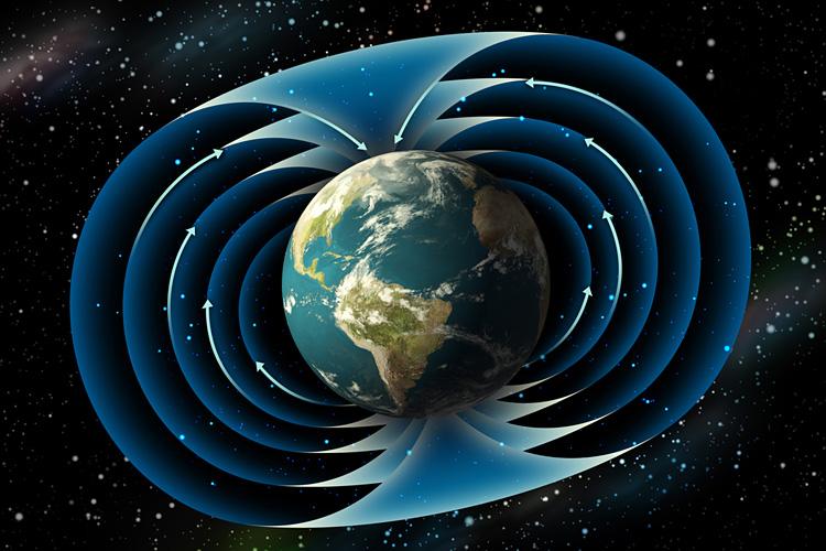 Effets du champ magnétique pulsé sur l'organisme humain