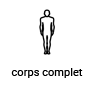 corps complet