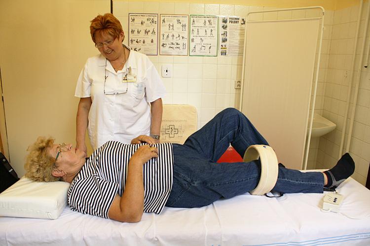Hôpital universitaire de Brno - Bohunice (département de réhabilitation)